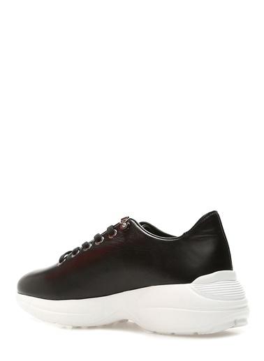 George Hogg George Hogg 7003695 Siyah Kadın Sneaker Kadın Sneakers Siyah